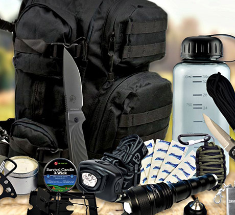 Bug Out Kit Bag